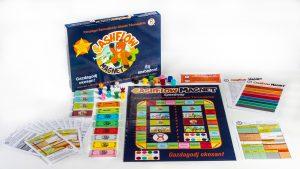 Cashflow Magnet – Pénzügyi Szimulációs és Oktató társasjáték
